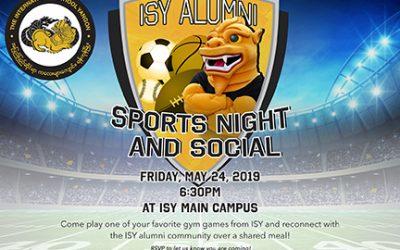 Alumni Sports and Social