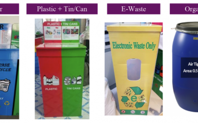 ISY recycling with Recyglo