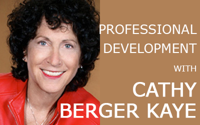 Service Learning with Cathy Berger Kaye