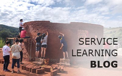 Service Learning Update – September 9th