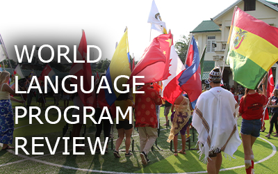 World Language Program Review