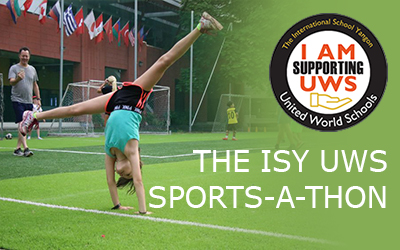 UWS Sports-a-thon Dec 2019
