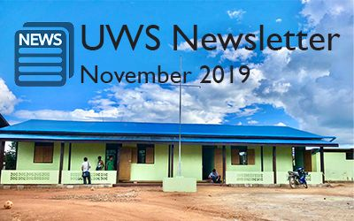 UWS Newsletter Nov 2019