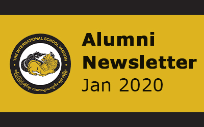 Alumni Newsletter Jan 2020