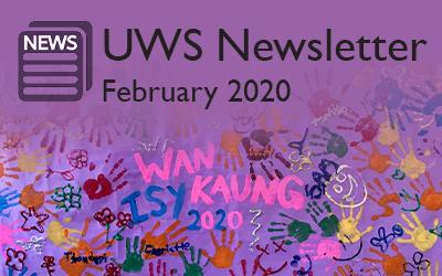 UWS Update February 2020