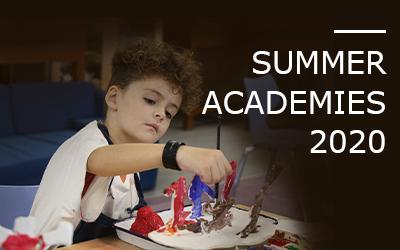 Summer Academies 2020