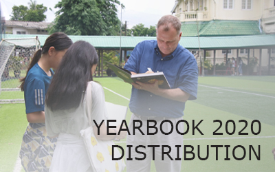 Yearbook 2020 Distribution
