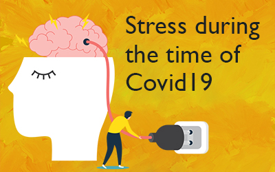Stress during the time of Covid-19