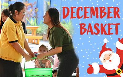December Baskets 2020